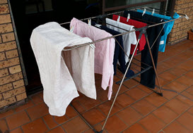 drying-clothes-on-a-balcony