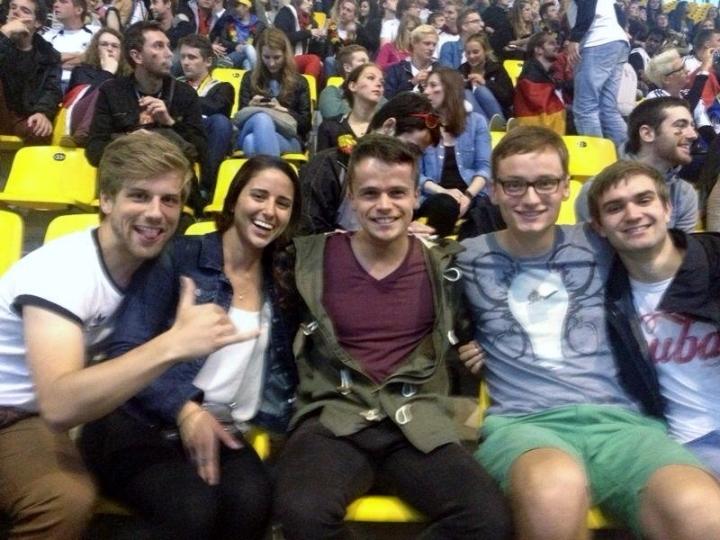 New German friends