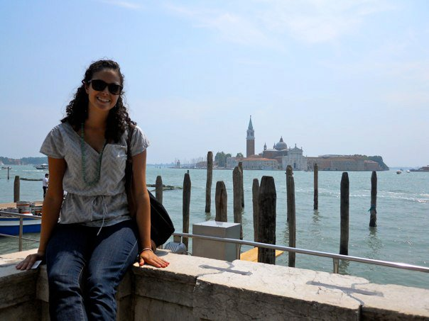 Venice with me