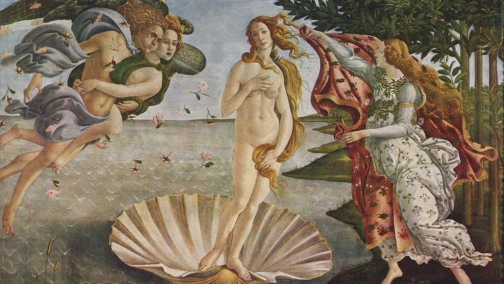 the_birth_of_venus_hd