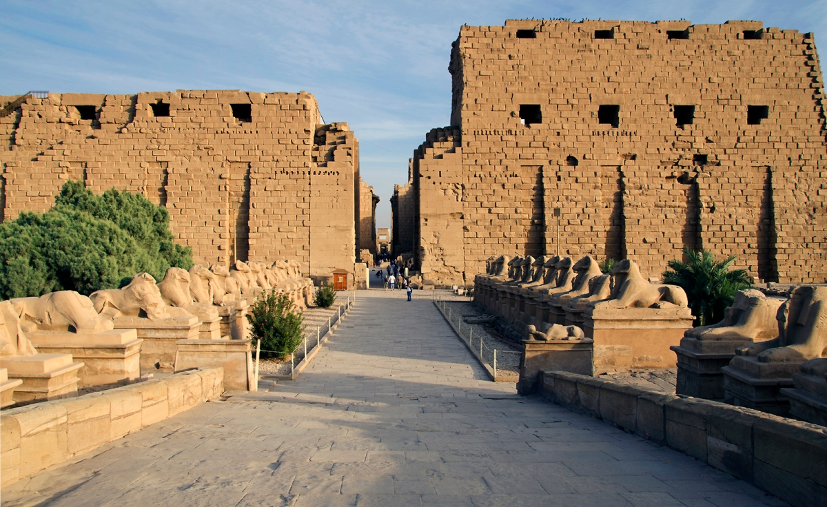 #20. Temple of Amun-Re and Hypostyle Hall