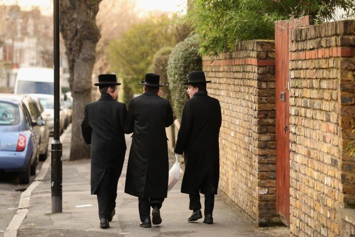 The Hasidic Jewish Community In Stamford Hill