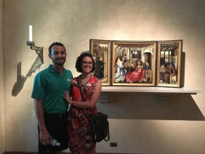 Annunciation Triptych-with me