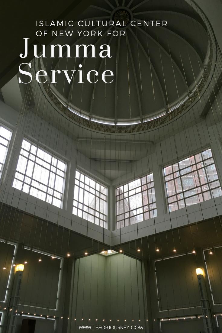Jumma Service
