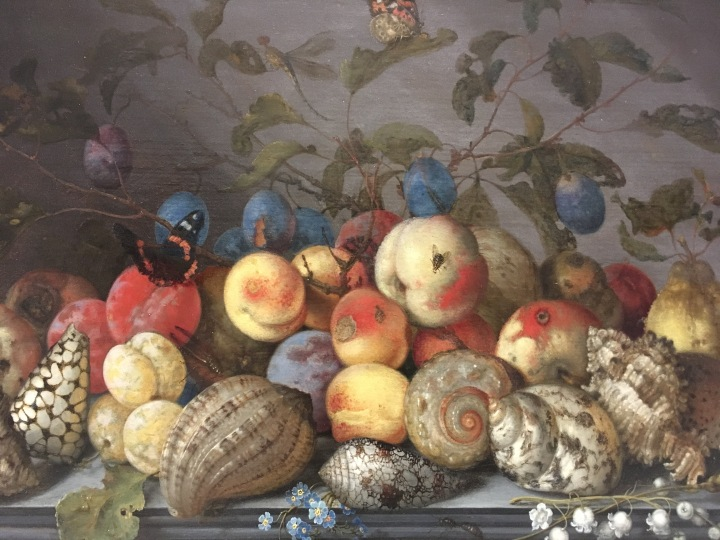 MFA-Still Life with Fruit and Shells, Balthasar van der Ast, 1593 or 1594-1657