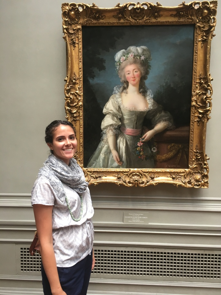 Portrait of Madame du Barry, Vigee-LeBrun, 1782-with me