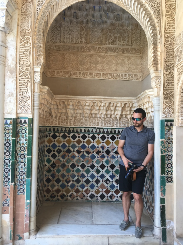Alhambra-Will in niche