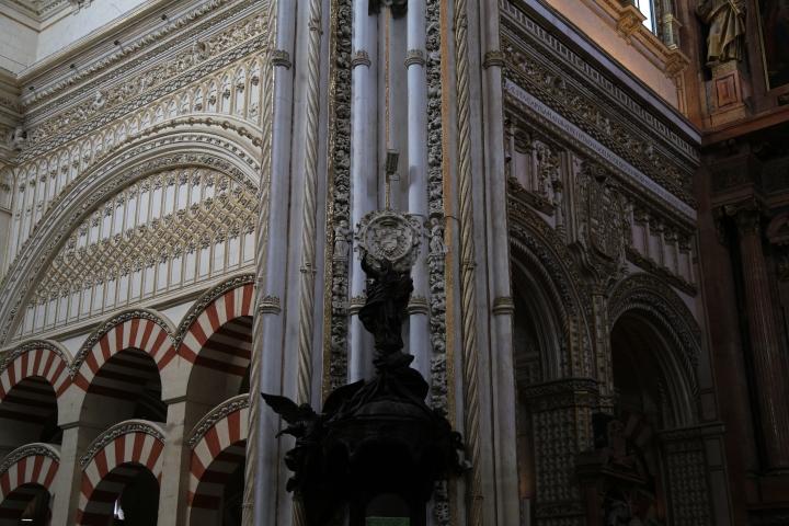 Mezquita & Church