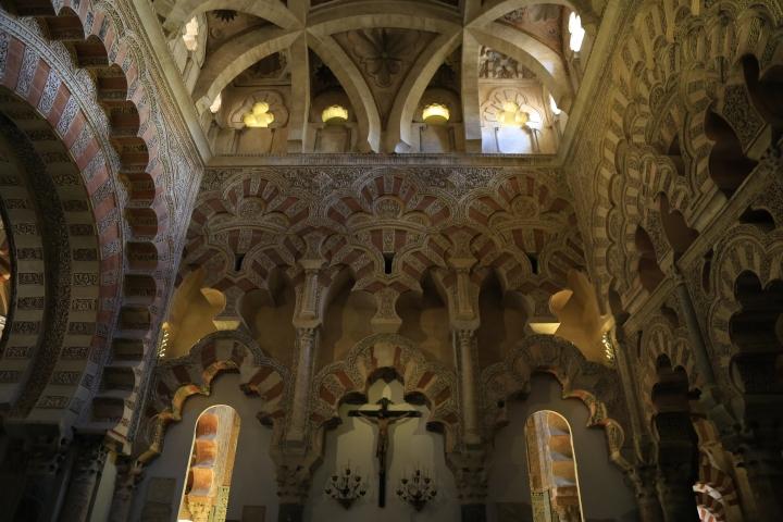 Mezquita-cross