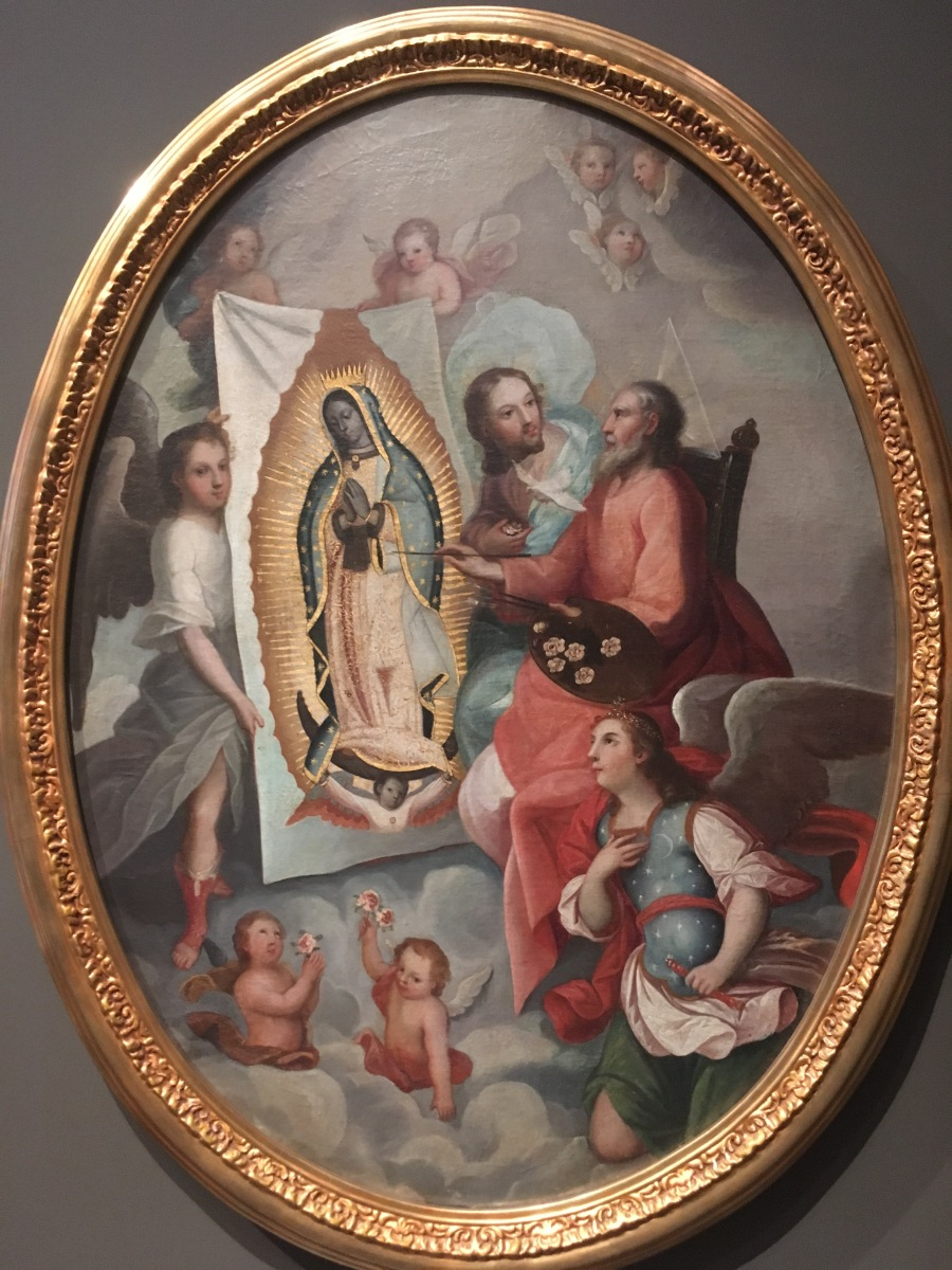 #95. The Virgin of Guadalupe