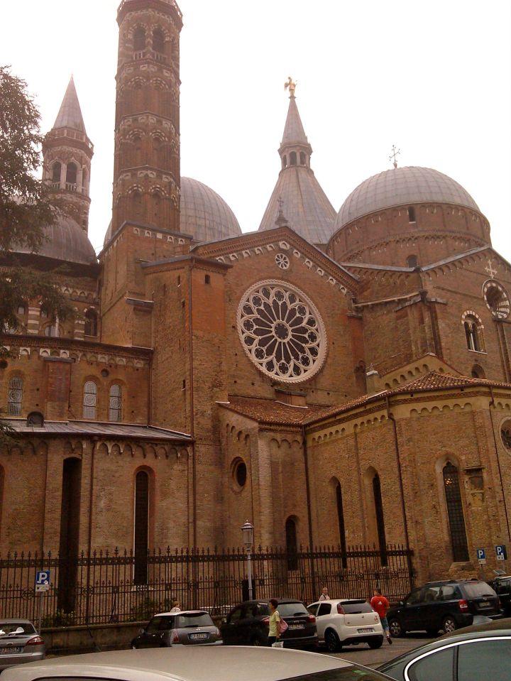 basilica of st anthony, padua