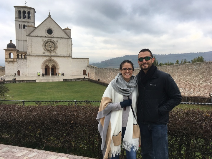 basilica of st francis with will and