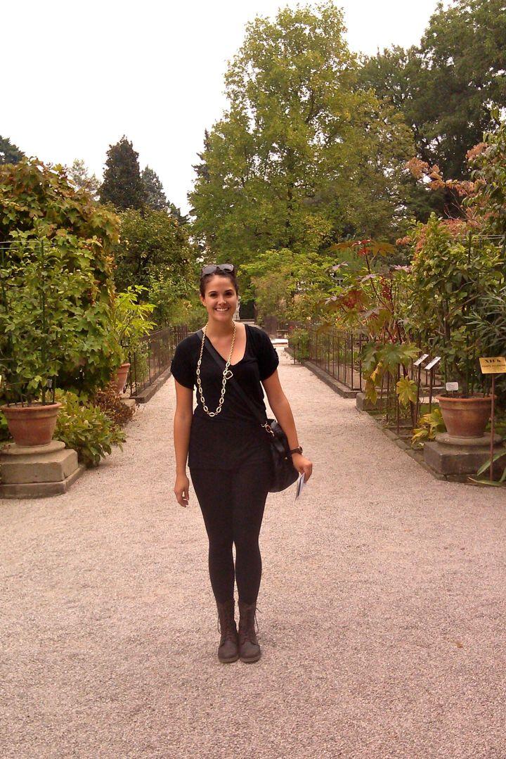 Botanical Garden with me, Pauda
