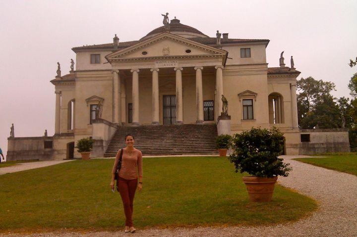Palladian Villa, Vicenza